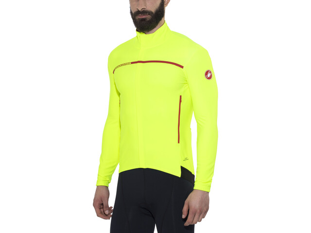 Castelli Perfetto - Maillot manches longues Homme - jaune